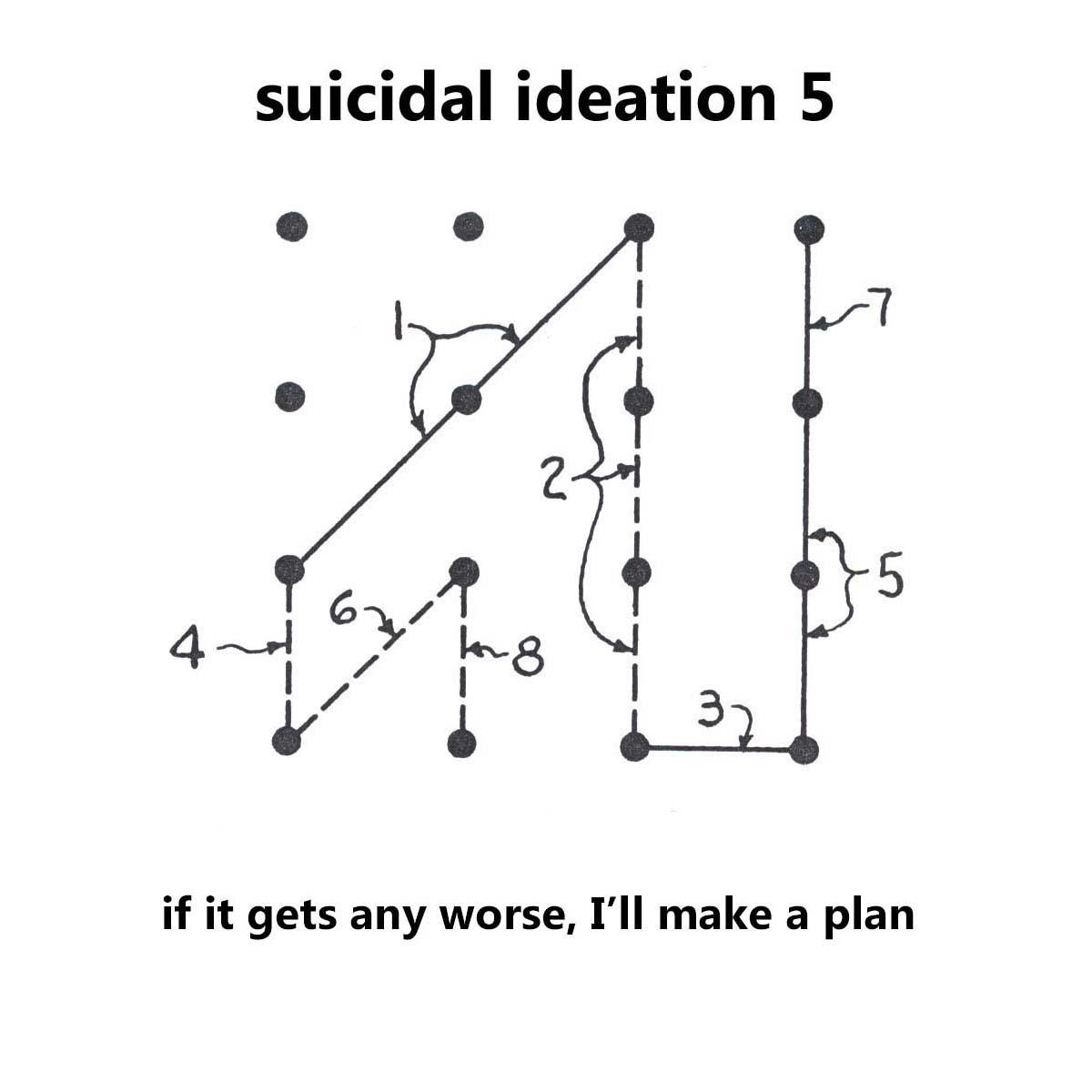 diagram poems week 12  suicidal ideation  u2013 maudlin house